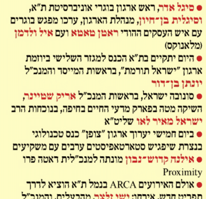 הושק מטה סונובה ישראל בחיפה