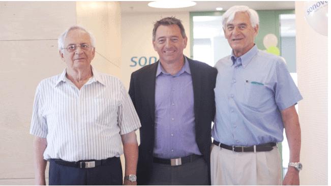 משרדים חדשים לסונובה