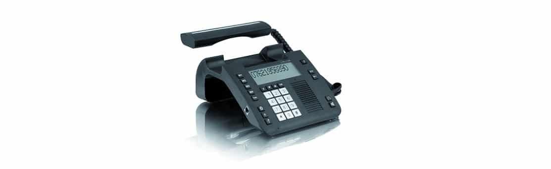 טלפון נייח לכבדי שמיעה