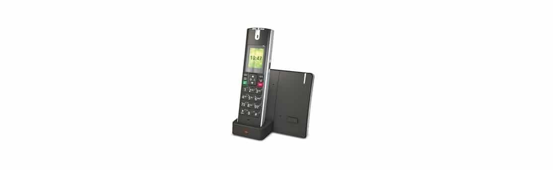 טלפון אלחוטי נייד לכבדי שמיעה FreeTEL III
